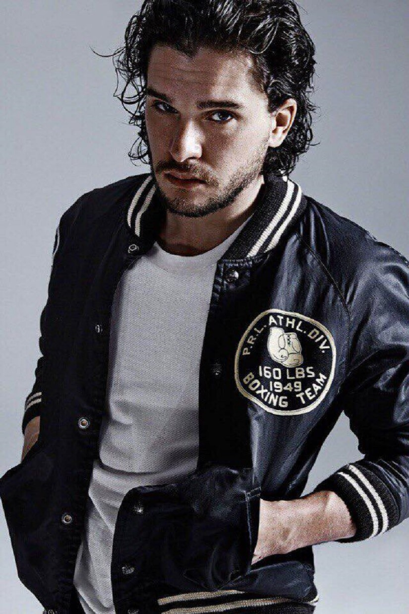 Kit Harington. Image from Facebook.