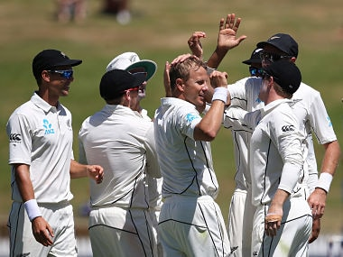 New Zealand vs West Indies: Neil Wagner's three-wicket haul helps Kiwis win Hamilton Test, clinch series 2-0