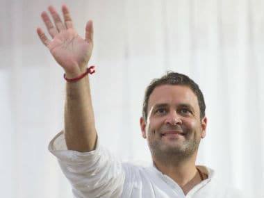 In Banaskantha, Rahul Gandhi tells Narendra Modi to speak on Gujarat, not 'Japan, Pakistan and Afghanistan'
