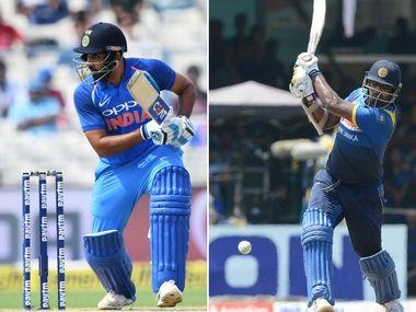 Highlights, India vs Sri Lanka, 1st ODI at Dharamsala: Visitors win by 7 wickets