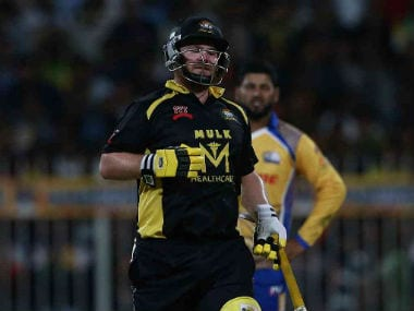 LIVE T10 League at Sharjah, Final, Kerala Kings vs Punjabi Legends, Cricket Score and Updates: Morgan on the attack
