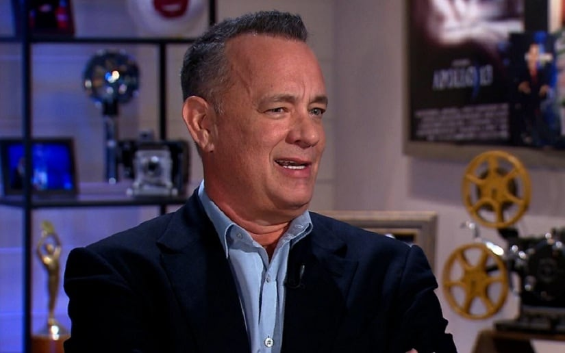 Tom Hanks starring as Mr