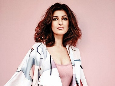 Padman producer Twinkle Khanna says Akshay Kumar, R Balki have ensured nothing in the film is discomfiting