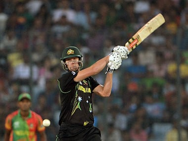 Australia vs England: Cameron White recalled to replace injured Chris Lynn for ODIs