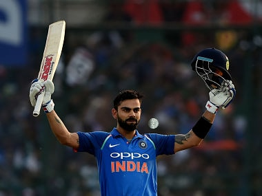 Virat Kohli wins ICC Cricketer of the Year, ICC ODI Cricketer of the Year awards; Steve Smith is Test Cricketer of the Year