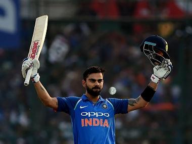 Virat Kohli wins ICC Cricketer of the Year, ICC ODI Cricketer of the Year awards; Steve Smith is Test Cricketer of the Year
