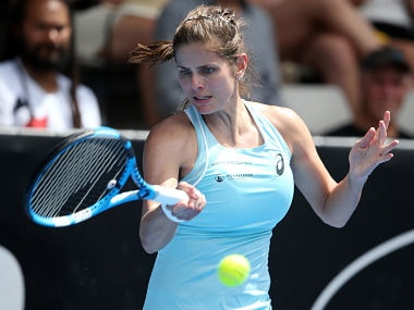 Auckland Classic winner Julia Goerges withdraws from Sydney International due to knee injury
