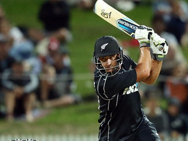 New Zealand vs Pakistan: Colin de Grandhomme's quickfire fifty propels hosts to record-breaking win