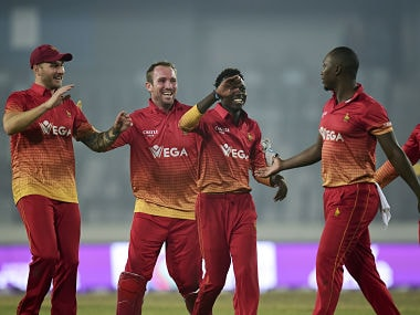 Tri-nation series: Sikandar Raza, Tendai Chatara excel in Zimbabwe's thrilling victory over Sri Lanka