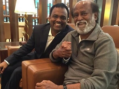 Producer Raju Mahalingam all set to join Rajinikanth's political party; Raghava Lawrence and others will reportedly follow