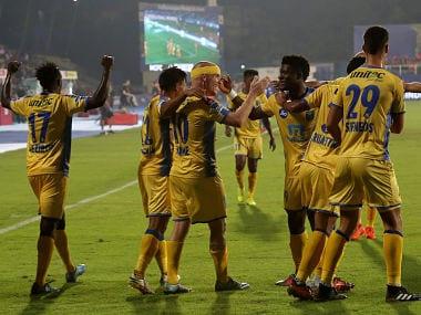 Highlights, ISL 2018, NE United vs Kerala Blasters: Wes Brown's strike leads Blasters to 1-0 win