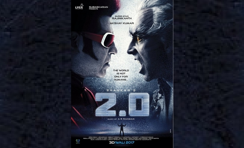 Poster for 2.0/Image from Twitter