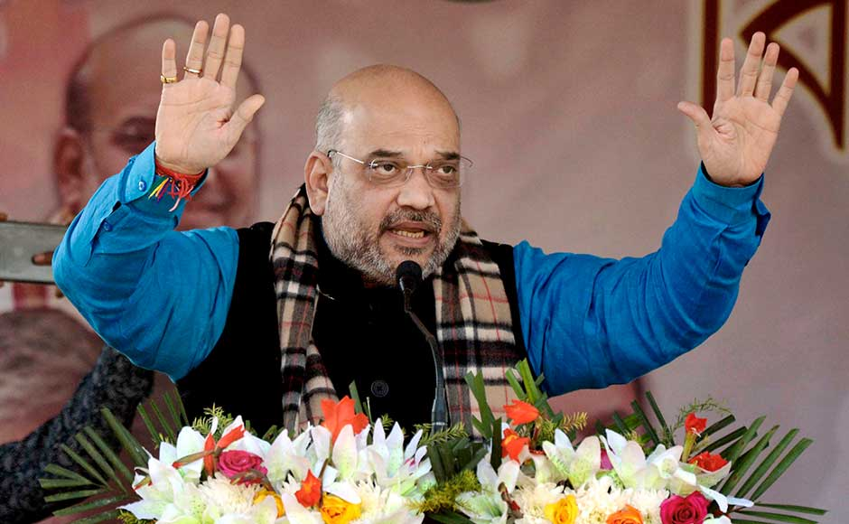 During the trip, Shah alleged that many Tripura ministers were directly involved in chit fund scams and added that they would be sent to jail if the saffron party wrested power from the CPM in the polls. Addressing a public rally in Udaipur, Shah said BJP had demanded a CBI inquiry into the Rose Valley chit fund scam and alleged that the Left Front government did not order a probe to protect their own interest. PTI