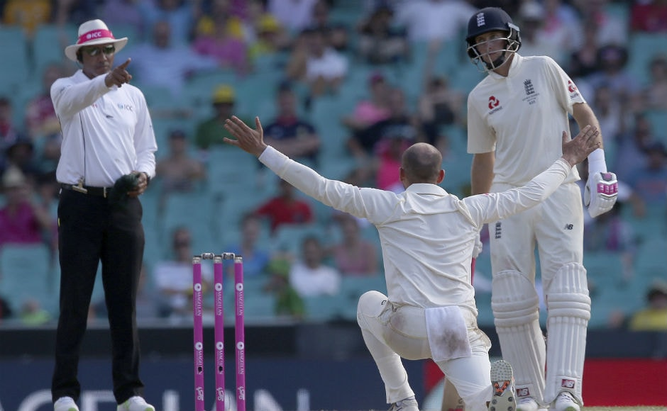 Nathan Lyon was particularly impressive as his ended up removing Alastair Cook and Dawid Malan. England ended the day at 93/4. Can they survive the final day? Looks unlikely though. AP