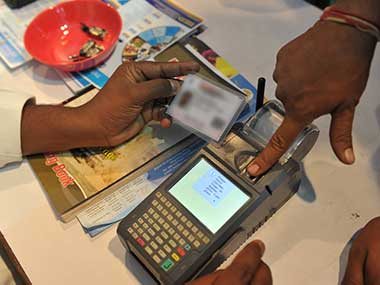 Aadhaar hearing: Petitioners argue that receipt of govt benefits cannot be at the cost of compromising fundamental rights