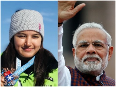 Skier Aanchal Thakur's father narrates how he introduced PM Narendra Modi to paragliding