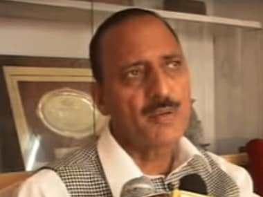 File image of Jammu and Kashmir minister Abdul Haq. Image courtesy: News18