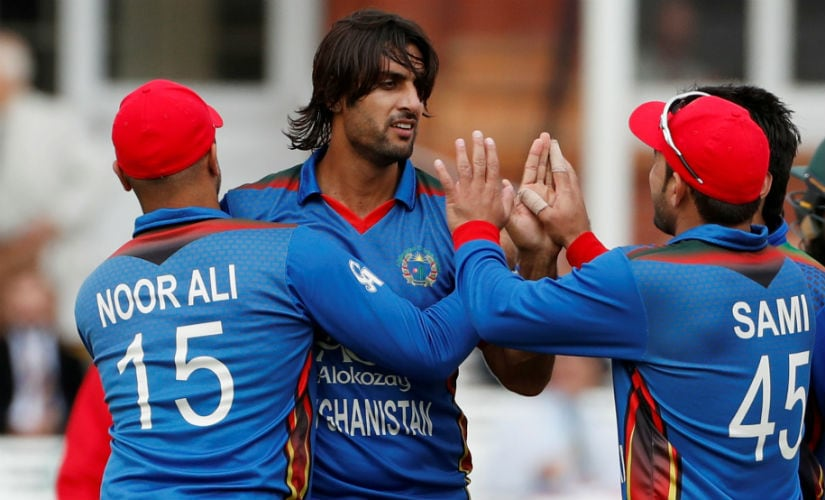 Afghanistan earlier made a major impact during their appearance in the ICC World T20 2016. Reuters
