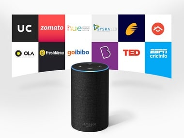 Amazon Echo users can now choose from over 12,000 skills for Alexa to execute