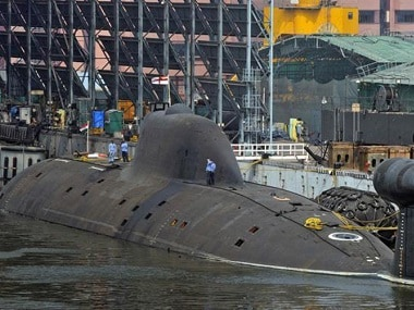 India's nuclear triad incomplete: INS Arihant undergoing repairs after accident 10 months ago, says report