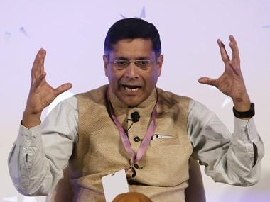 Arvind Subramanian, chief economic advisor. Reuters image