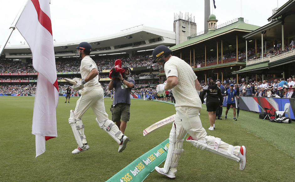 Australia gain momentum as England captain Joe Root falls short of century on Day 1 in Sydney