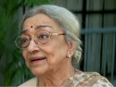 Veteran actress Ava Mukherjee, known for playing SRK's grandmother in Devdas, passes away aged 88