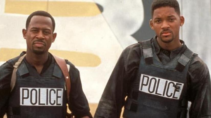 Good news because Bad Boys 3 has taken a massive step forwards