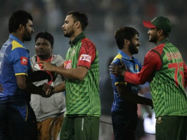 Tri-nation series: Tamim Iqbal shines as Bangladesh thrash Sri Lanka to register their biggest ODI victory