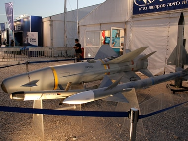 Defence Ministry clears procurement of 131 Barak missiles, precision-guided bombs for Indian Air Force