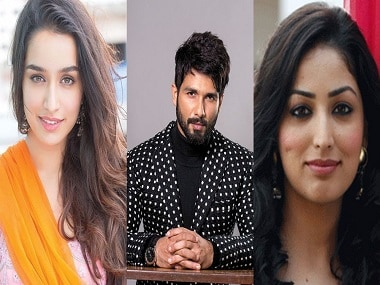 Batti Gul Meter Chalu: Yami Gautam joins Shahid Kapoor, Shraddha in Shree Narayan Singh's film