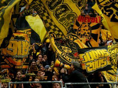 Representational image of Borussia Dortmund fans. Reuters