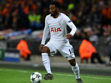 File image of Georges-Kevin N'Koudou. AFP