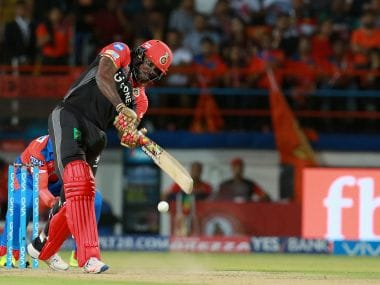 File image of Chris Gayle. Image courtesy: Sportzpics/ IPL
