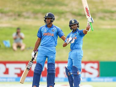 ICC Under-19 World Cup 2018: After securing knockout berth, India look to experiment against Zimbabwe