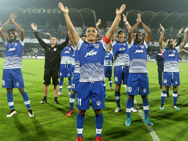 ISL 2017-18: From Sunil Chhetri's stunner to NorthEast United's first home victory, talking points from week 8