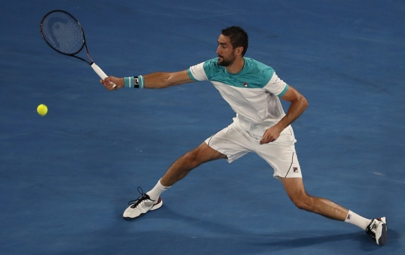 Will Marin Cilic's Shoulder Injury Hamper His 2015 Tennis ... |Marin Cilic Tennis Player