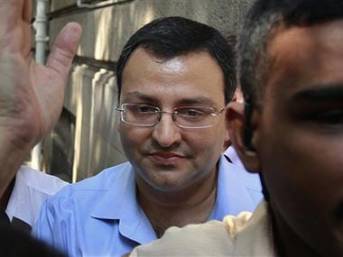 Tata Sons claims Cyrus Mistry was sacked for poor show, tells NCLT board had lost confidence in him