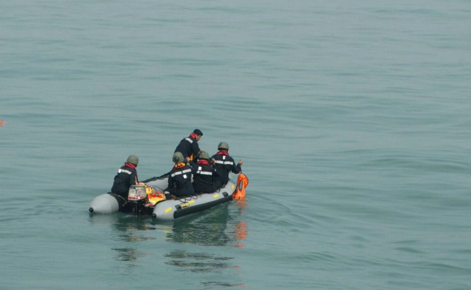 Pawan Hans chopper carrying ONGC employees crashes off Mumbai coast, 4 bodies recovered; rescue operations continue