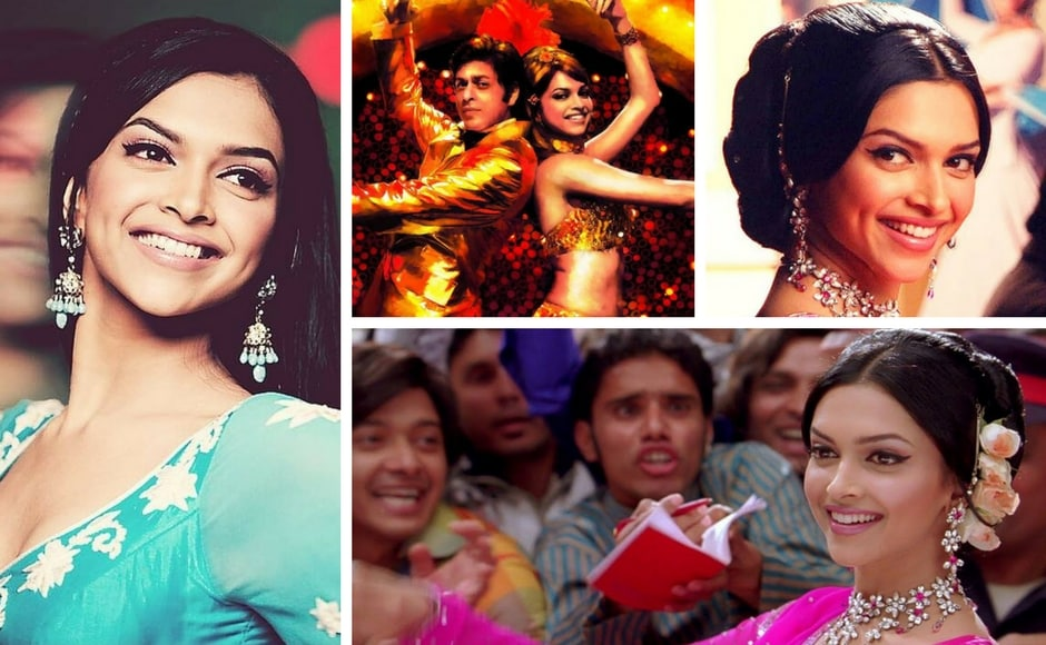Deepika Padukone's journey in Bollywood is one to watch out for From Om Shanti Om to Padmavati