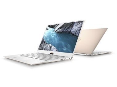 Dell announces a new XPS 13 with 8th gen quad-core processors and 4K-UHD screen at CES 2018; pricing starts at $999.99