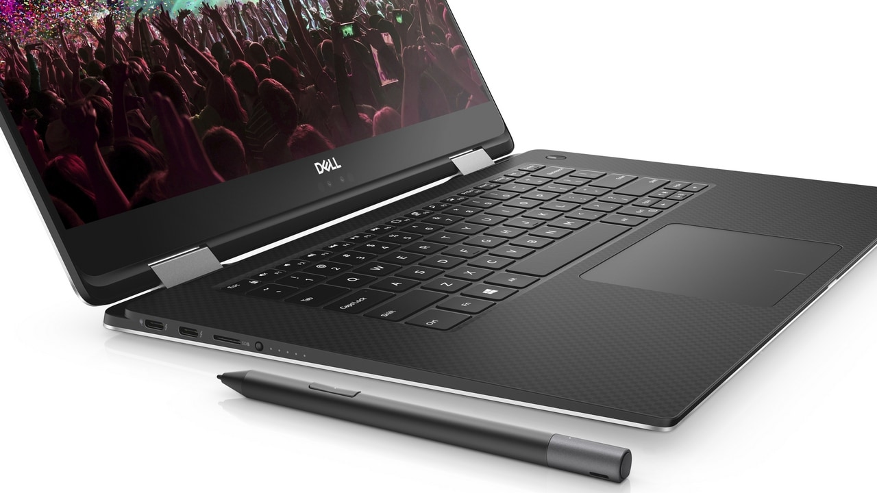 Dell XPS 15 2-in-1.
