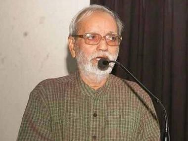 Doodhnath Singh, Hindi writer and winner of Bharat Bharti award, passes away aged 81