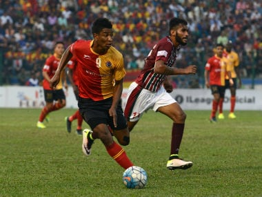 Mohun Bagan edged East Bengal out 1-0 the last time the two sides clashed. AFP