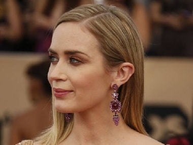 Emily Blunt says she takes 'aggressive action' to fight Hollywood's gender pay gap