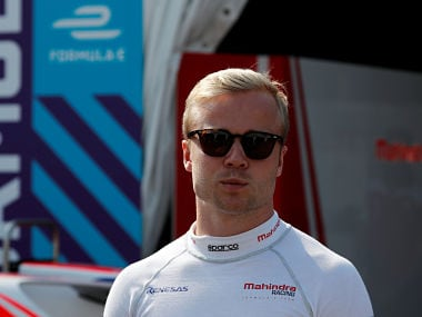 Formula E 2018: Felix Rosenqvist's energy saving tactics propelled him to top in Marrakesh