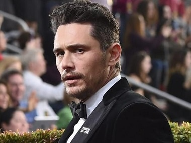 James Franco faces allegations of sexual misconduct by five women; skips Critics' Choice Awards