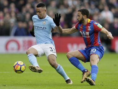 Premier League: Manchester City's Gabriel Jesus to undergo further tests to assess seriousness of knee injury