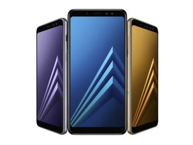 Samsung Galaxy A8 Plus launched at Rs 32,990; comes with 6 GB RAM, dual front cameras and is an Amazon exclusive