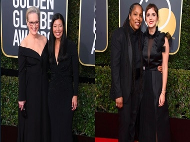 Golden Globes 2018: Meryl Streep, Emma Watson, among eight actresses who brought social activists as guests